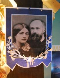 Louis and Zelie Martin