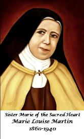 Sister Marie of the Sacred Heart