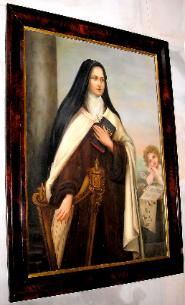 Sister Genevieve of the Holy Face Portrait of St. Therese of the Child Jesus