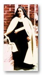 Sister Genevieve of the Holy Face - Celine Martin